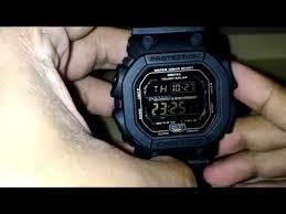 Jam Tangan Casio Gx 56 digitec dg2012t g shock gx 56 wanna be unboxing review bahasa