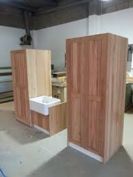 custom cabinets made to order this is not veneer it is hand crafted solid timber tasmanian