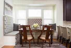 beautiful booth style dining room sets gallery home design ideas