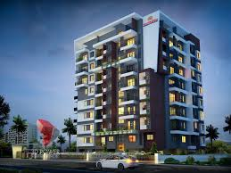 D Apartments Design D Apartment Rendering  Elevation D Power - Apartment design concepts