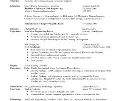resume sle civil engineer fresher resumes resume mechanical engineering template guidelines for senior