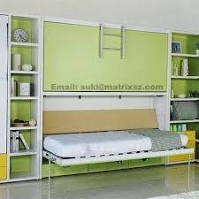 Side Fold Murphy Bunk Bed Wall Mounted Bunk Beds Uk Kids Bunk Wall - Kids bunk beds uk