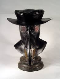 plague doctor hat bob basset s lair steunk plague doctor mask with hat