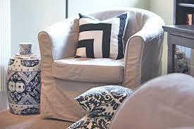 Ikea Slipcovers Custom Ikea Armchair Covers Beautiful Custom Slipcovers Comfort Works