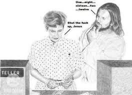 Jesus Is A Jerk Meme - pretty jesus is a jerk meme bay of fun blog archive asshole jesus