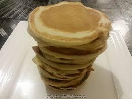 cuisiner sans oeufs pancakes sans œuf nathalieg recette cuisine companion