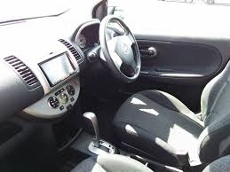 nissan note 2009 interior note andys motors