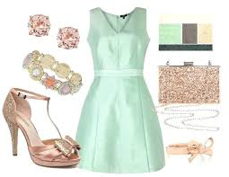 what colors go good with pink what colors go with mint green what color shoes go with a mint green