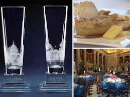 inaugural luncheon head table the inaugural ceremony luncheon the menu and decor at the