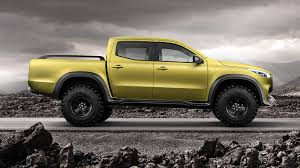 volkswagen truck concept mercedes benz x class pick up concept everything you need to know