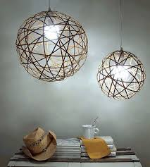 Diy Hanging Light Fixtures Coolest Diy Pendant Lights