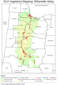 Oregon Counties Map by Oregon Source Water Protection Fund Supports Local Projects