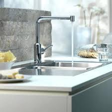 designer kitchen faucets designer kitchen faucet kohler contemporary kitchen faucets