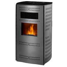 50 Square Feet by Englander Imperial 2 200 Sq Ft Pellet Stove With Rounded Panels