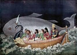 startling similarity between hindu flood legend of manu and the