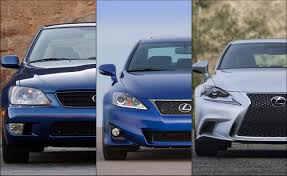 lexus generations the road travelled a look back at the lexus is autoguide com