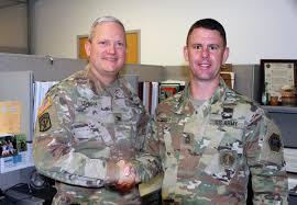 california guard member reels in prestigious inspector general