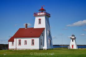 Wood Island Light Wood Islands Provincial Park And Lighthouse Stoppenlook
