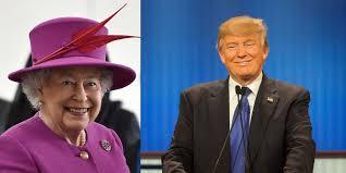 Queen Elizabeth Donald Trump Donald Trump U0027infected With Hiv U0027 In New Sacha Baron Cohen Film