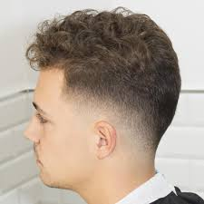 haircuts curly hair men taper fade curly hair 21 new men39s hairstyles for curly hair