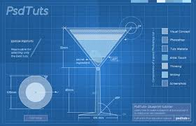 create a blueprint create a cocktail blueprint using actions in photoshop all about