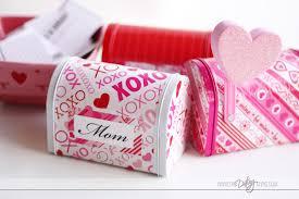 family valentine u0027s mailboxes