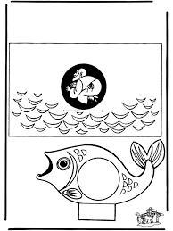 jonah coloring page papercraft jonah bible jonah and the great fish pinterest