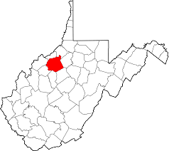 Virginia Blank Map by File Map Of West Virginia Highlighting Ritchie County Svg Wikipedia