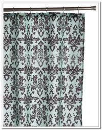 Blue Damask Shower Curtain Damask Shower Curtain Sugar Skull Damask Shower Curtain By