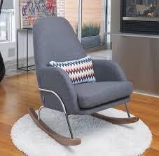 Modern Nursery Rocking Chair Modern Rocking Chair For Nursery Home Chair Decoration