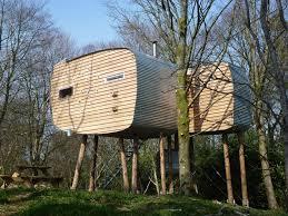 a sustainable treehouse retreat ecobuilding pulse magazine
