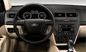 2009 ford fusion information and photos zombiedrive