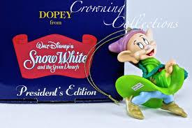 grolier dopey president s edition ornament disney