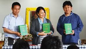 tibetan bureau office tibetan minister launches website and terminology glossary