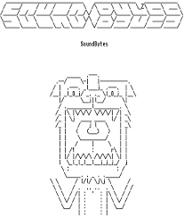 Ascii Art Flowers - 61 best texpics images on pinterest ascii art keyboard and a flower