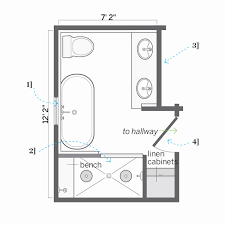 5 x 7 bathroom layout awesome small master bathroom floor plans