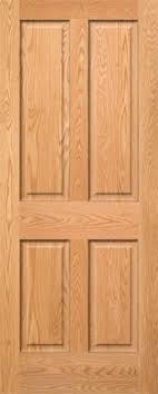 Interior 4 Panel Doors Oak 4 Panel Doors Homestead Doors