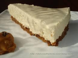 recette de cuisine facile sans four cheesecake sans cuisson a la confiture de lait les délices d hélène