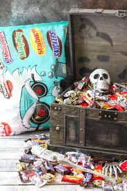 sam the halloween spirit haunted pirates treasure chest of candy life with the crust cut off
