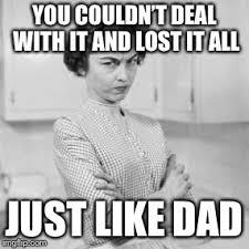 Angry Mom Meme - retro angry mom imgflip