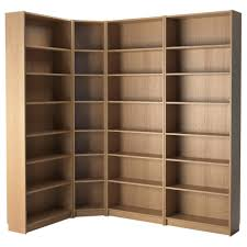 Ikea Billy Bookcase Door Billy Bookcase Oak Design Modern Billy Corner Bookcase With Doors