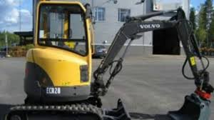 volvo ew50 compact excavator service parts catalogue manual