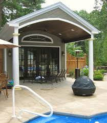 poolhouse pool house addition longmeadow ma barron u0026 jacobs