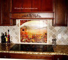 kitchen backsplash murals sunflower kitchen sunflower kitchen decor tile murals