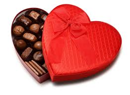 heart chocolate box box of chocolate adjectives activity pinned by pediastaff