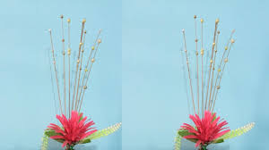 Decorate Flower Vase Diy Decorative Pearls Sticks For Flower Vase Flower Vase
