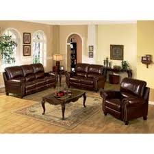 lazzaro all leather verona burgundy sofa collection living room