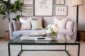 coffee table decor how to style a coffee table the everygirl