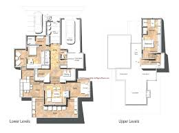 luxury house design floor plansmodern loft plans modern ranch