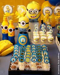 Minion Birthday Decorations Festa Minions Festas Pinterest Birthdays Birthday Party